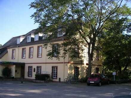 Teilmöbliert und nur für Berufspendler: Kleines 1-Zi-Appartement mit Parkplatz direkt vor dem Haus