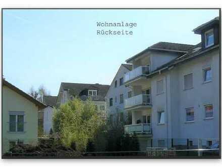 Kapitalanlage: vermietete 2 Zi.-Whg. mit Balkon & Gartennutzung  in Rodenbach