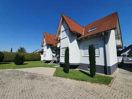 Gepflegte 3-Zimmer-Wohnung mit Balkon und EBK in Philippsburg