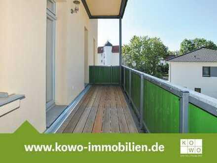 Erstbezug nach Sanierung: 4-Raum-Wohnung mit Balkon und Stellplatz in Dölitz-Dösen