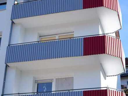 Schöne 3 Zimmer Wohnung im 2.OG mit Balkon und Keller in 78148 Gütenbach, WM:680€