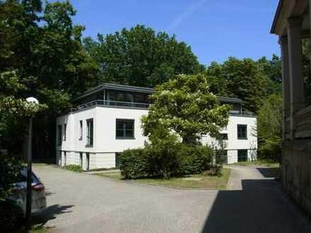 Penthouse- Büroeinheit in Bestlage von Dresden direkt am Waldpark