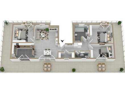 Penthouse - Haus 3