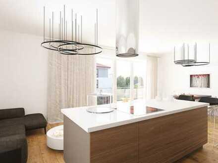 Exklusive Penthouse-Wohnung in Barsinghausen - Zentrum