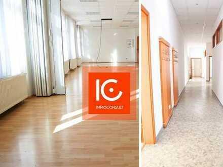 Büroetage: Grundriss und Ausstattung individuell planbar, Laminat, gr. Lagerfläche, SP mgl.
