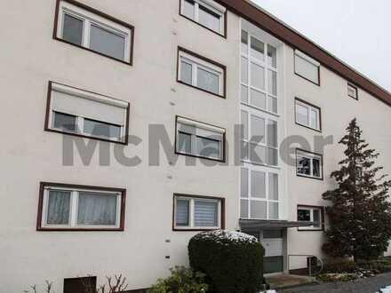 Renoviert und sehr gepflegt: Vermietetes Apartment mit Pkw-Stellplatz in Forchheim