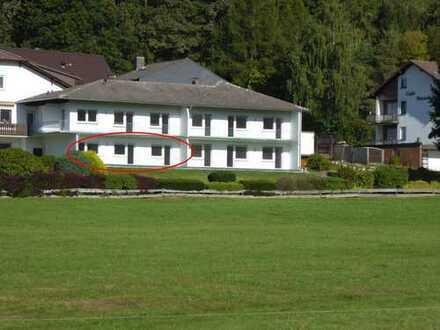 Schöne 2-Zimmer Wohnung mit großer Wohnküche in Grasellenbach