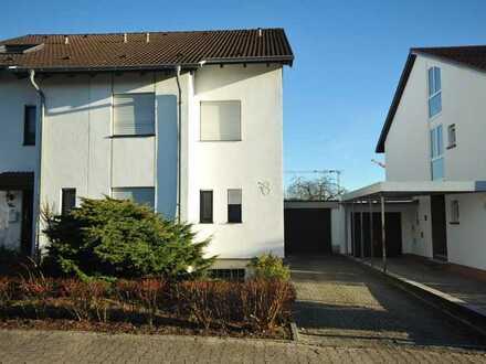 Familienfreundliche Doppelhaushälfte in Wiesloch (ohne Makler)