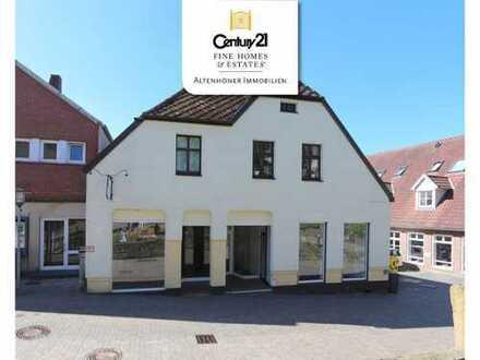 Wohn-/ und Geschäftshaus mit Altstadtflair und viel Potenzial!