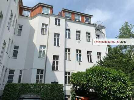 IMMOBERLIN: Schöne sanierte Altbauwohnung in ruhiger & beliebter Lage