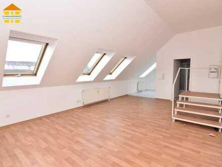 Dachgeschosswohnung in Neukirchen