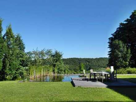 BIK: Luxuriöse 2-Zimmer-Penthouse-Wohnung mit Traumblick am Westfalenweg
