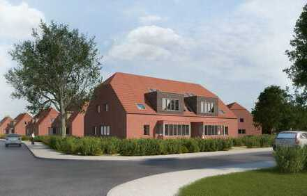 Erstbezug! Familienwohnung mit Eigenheimflair in Strandnähe!
