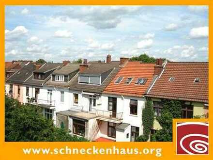 Findorff, vermietete Wohnung! Direkt am Markt, Torfhafen und Bürgerpark! Courtagefrei!