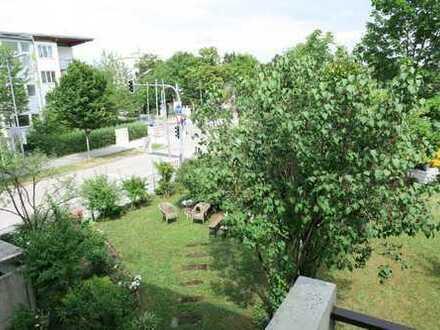 Gutgeschnittene 2-Zimmer-Whg. mit Balkon in Pasing/Obermenzing