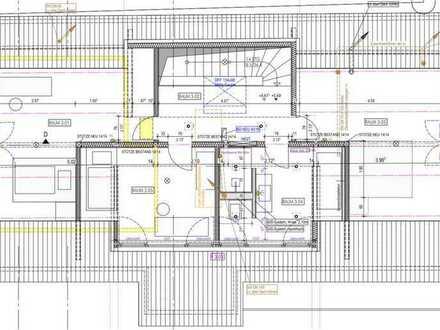 4,5 Zimmer Maisonette-Wohnung, mit Blick auf die Weinberge