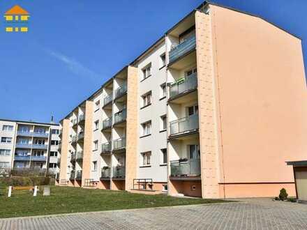 *Familien aufgepasst - 3-Zimmer mit Balkon, Tageslichtbad & Stellplatz in Hohenleuben*