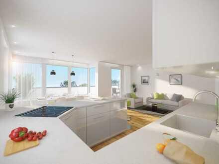 Mehr für Ihr Geld: Neubauwohnung, 3,5 Zi. mit 104,75 qm in Massivbauweise