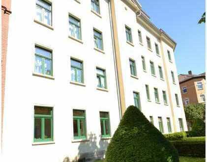 !!RESERVIERT!! 1a Anlage oder für Eigennutzer: PFIFFige ETW in Erfurt_ZENTRAL_Balkon_City, ICE-HBF
