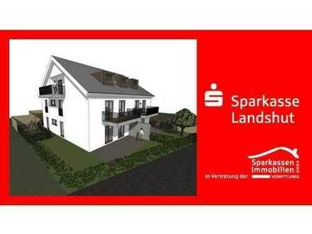 Neubau eines Mehrfamilienhauses mit 5 Wohneinheiten