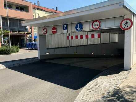 Tiefgaragenstellplätze mit direkter Anbindung zur S-Bahn Buchenau