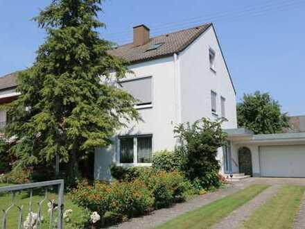 3-ZKB Wohnung in 2-FH in Augsburg-Hochzoll!