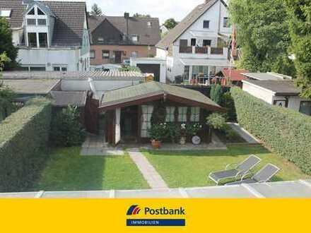 4 Familienhaus in Unterrath mit Garten und Terrasse