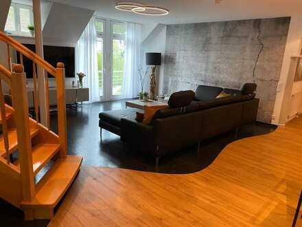 Gepflegte Dachgeschosswohnung mit Einbauküche Stadtmitte Bad Waldsee