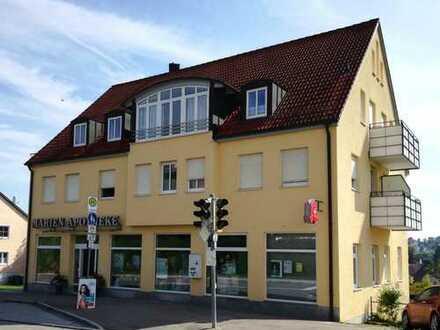 Provisionsfrei: Großzügige 5-Zimmer-Dachgeschosswohnung über den Dächern Scheyerns