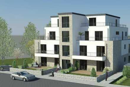 Terrassenwohnung mit hochwertiger Ausstattung, Neubau