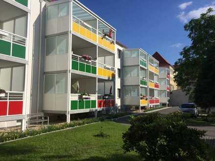 3-Zimmerwohnung mit XXL-Balkon im 1.OG zu mieten!