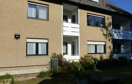 Bergheim-Ahe, nicht Wohnpark - schön geschnittene, helle, ruhige Wohnung
