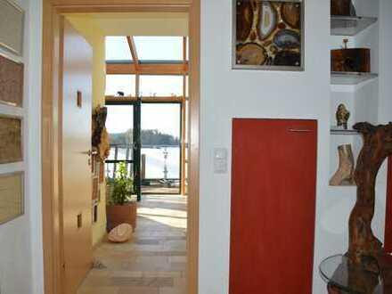 Schöne 5-Zimmer-DG-Wohnung mit Balkon und EBK in Hohenthann