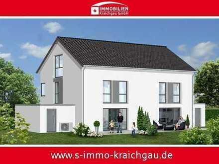 Moderne Doppelhaushälfte mit toller Südwestausrichtung!