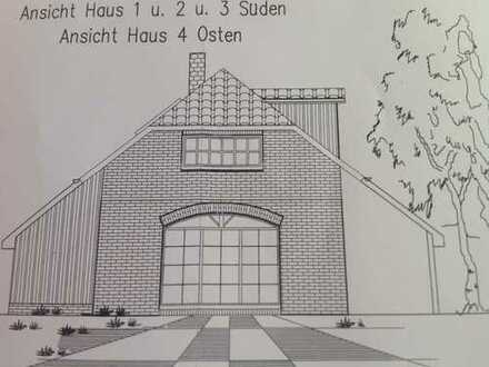 Ferienhaus Grundstück in ruhiger Lage mit gültiger Baugenehmigung für ein Fehn-Haus