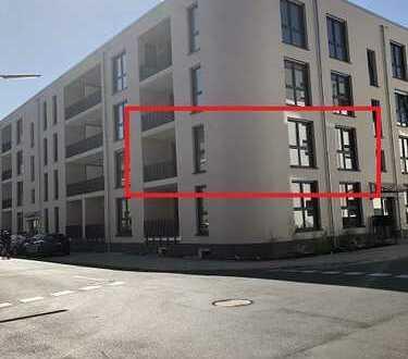 Erstbezug: Schöne zugeschnittene 2-Zimmer-Wohnung mit separater Küche und Balkon, Bonn Weststadt