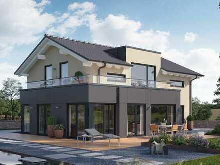 Planen Sie mit uns Ihr Traumhaus in Beerfelden! Preis bereits inkl. Grundstück, Balkon u. Erker!!!