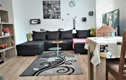 Schön gelegene, helle 2,5-Zimmer-Wohnung mit EBK in Emskirchen