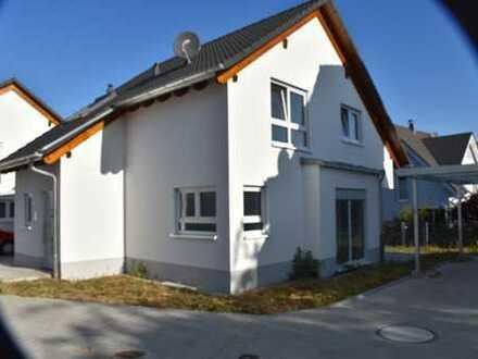 Erstbezug - neues Einfamilienhaus im Kfw55-Standard mit 125m² Wfl. in Bestlage - 195m² Grund