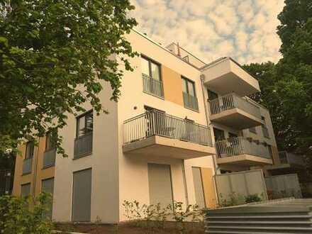 Erstbezug! Gemütliche 3-Zimmer-Wohnung mit Balkon in Bramfelder Bestlage!