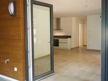 Erstbezug: Helle 3-Zimmer-Wohnung mit hochwertiger Ausstattung