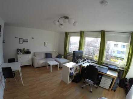 Helle 1-Zimmer-Wohnung in zentraler Hannover-Nordstadt-Lage