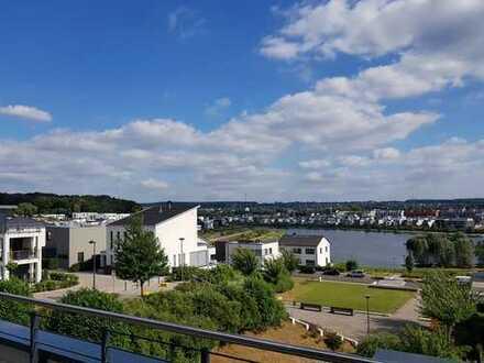 Exklusives Penthouse mit direktem Seeblick, riesiger Sonnenterrasse und Designerküche!