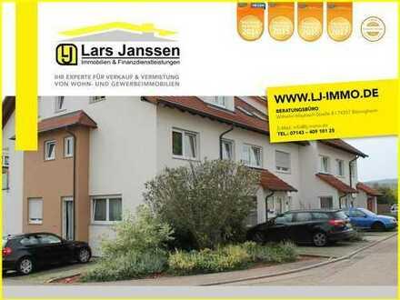 *** Helle und freundliche 1-Zi.-EG-Wohnung mit Stellplatz und Freisitz ***