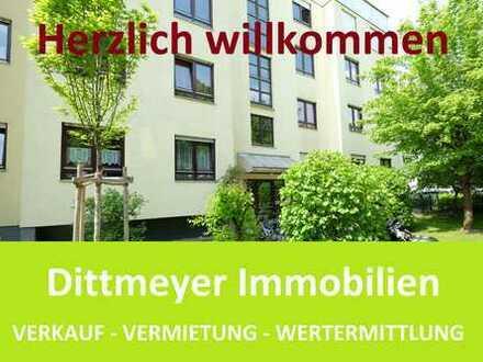 Attraktive 3 Zimmerwohnung mit Blick ins Grüne