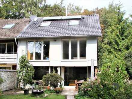 Münster St.-Mauritz: Teilvermietung eines neuwertigen Einfamilienhauses (DHH) in sehr guter Lage