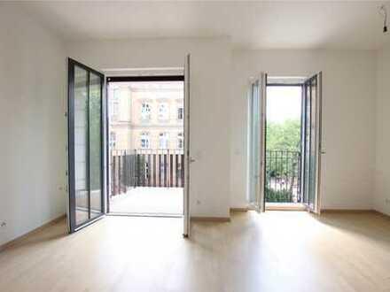 Tolle Wohnung mit offener Küche und Balkon in Kreuzberg