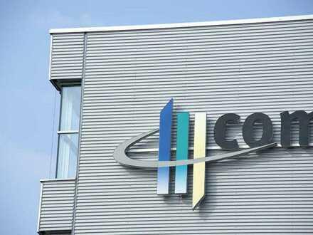 Büro- und Handwerksflächen von 100-500 qm in einem repräsentativen Gewerbezentrum provisionsfrei