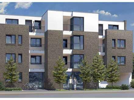 Zwei-Zimmer-Wohnung mit Stil - ganz oben in idealer Lage in Bremen-Findorff