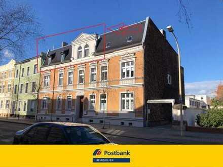 Provisionsfreier Erwerb einer 5 Zimmer- Dachgeschosswohnung in Schönebeck